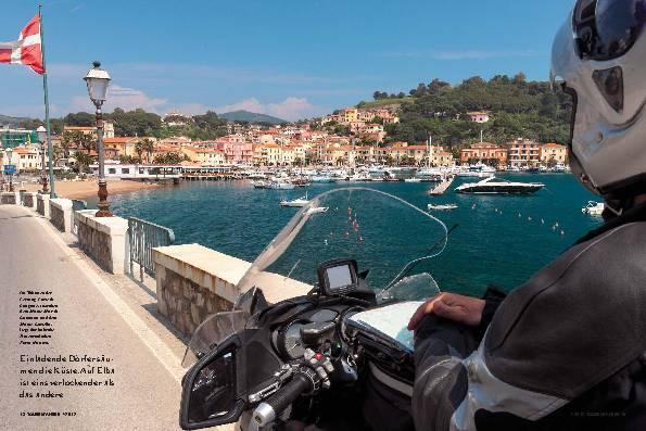 Elba: Inseltraum im Toskanischen Archipel – Ein Platz an der Sonne