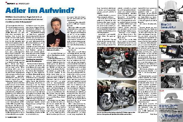 Report - Moto Guzzi
