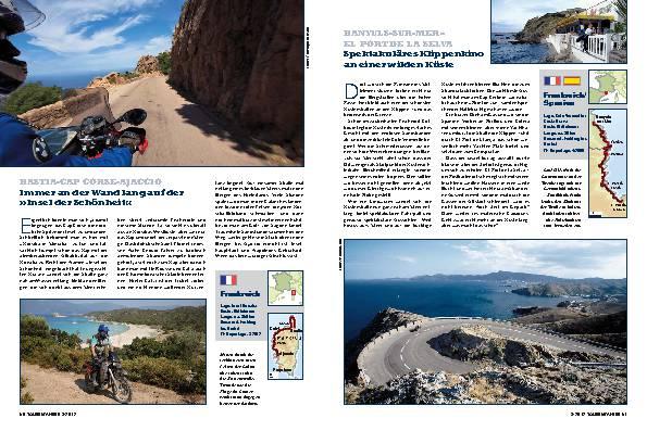 Küstenstraßen-Spezial: Die zehn schönsten Routen in Europa
