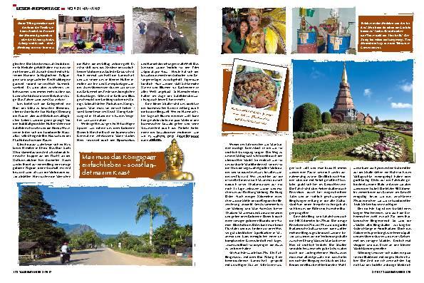 Thailand: Unterwegs im exotischen Paradies – Bin mal eben beim Thai