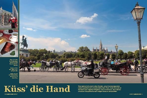 Österreich: Zweirad-Stadtbummel durch Wien – Küss' die Hand
