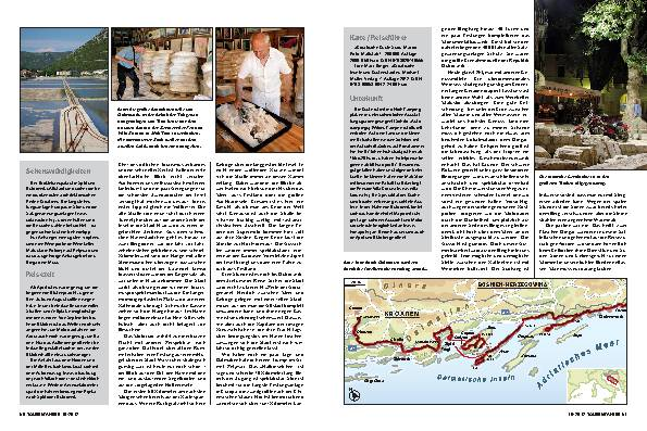 Kroatien: Dalmatien – Landstrich der Sehnsüchte – Glaubensfrage