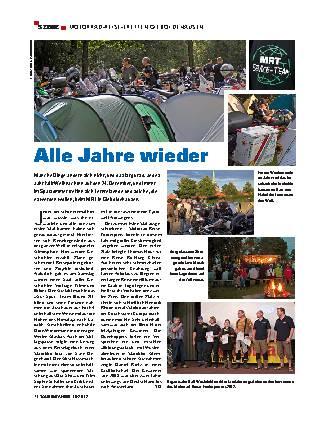 Motorrad-Reise-Treffen Gieboldehausen