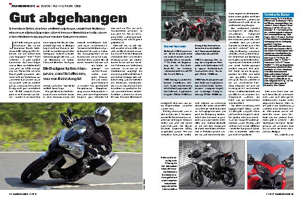 Fahrbericht: Ducati Multistrada 1200