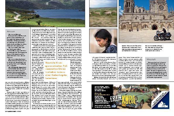 Spanien: Herr B. auf dem Weg nach Asturien – Per aspera ad Asturias