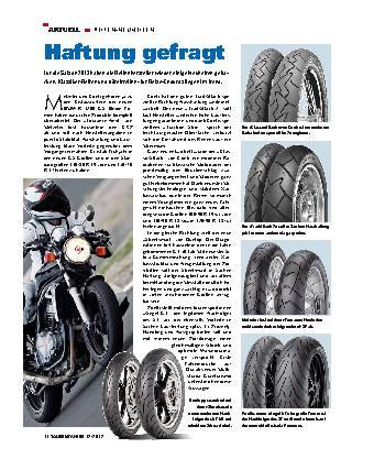 Aktuell - Reifen-Neuheiten