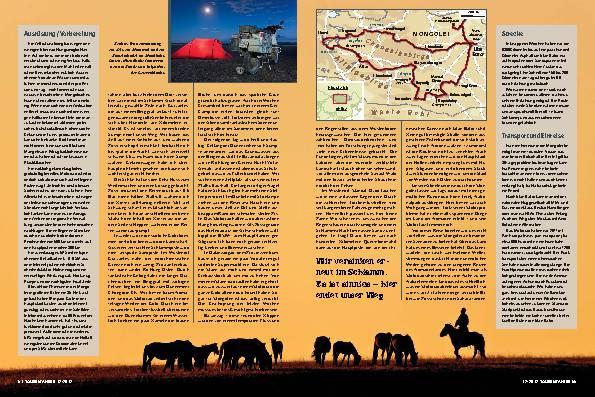 Mongolei: Abenteuer in der Wüste Gobi – Nomaden im Sattel