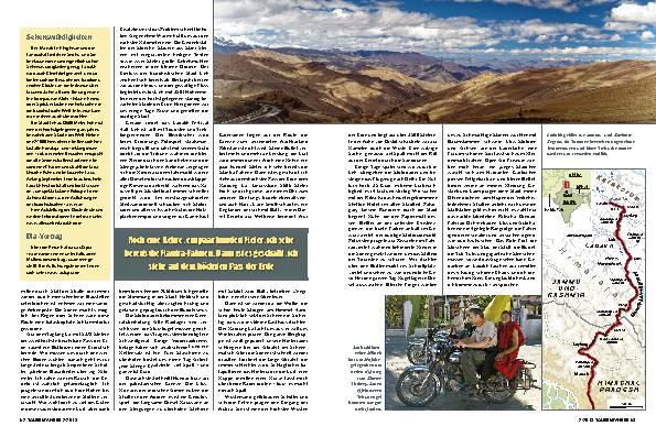 Ladakh: Über die höchsten Pisten der Erde – Hochmut gefragt