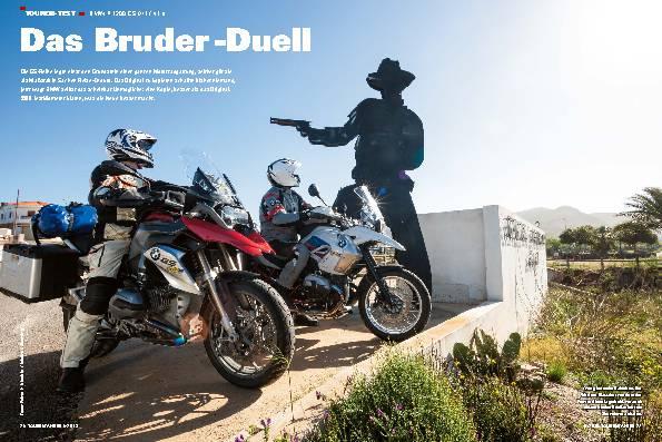 Das Bruder-Duell