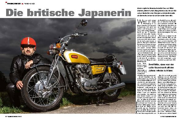 Die britische Japanerin