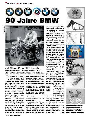 90 Jahre BMW