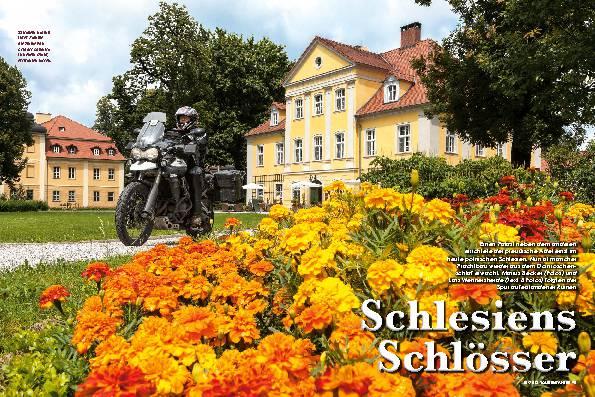 Schlesiens Schlösser