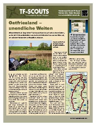Ostfriesland – unendliche Weiten