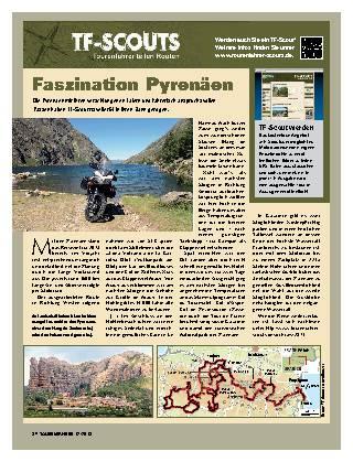 Faszination Pyrenäen