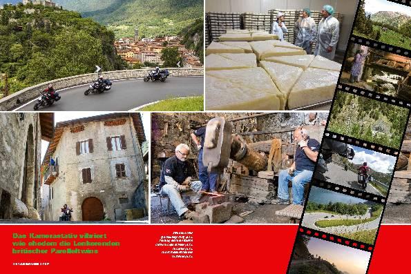Italien: Ein Blick hinter die Kulissen der TF-Filmproduktion