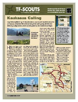 Kaukasus Calling