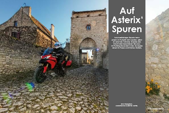 Auf Asterix' Spuren