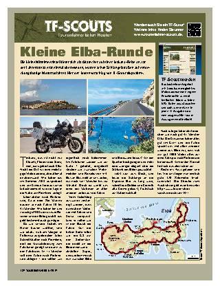 Kleine Elba-Runde