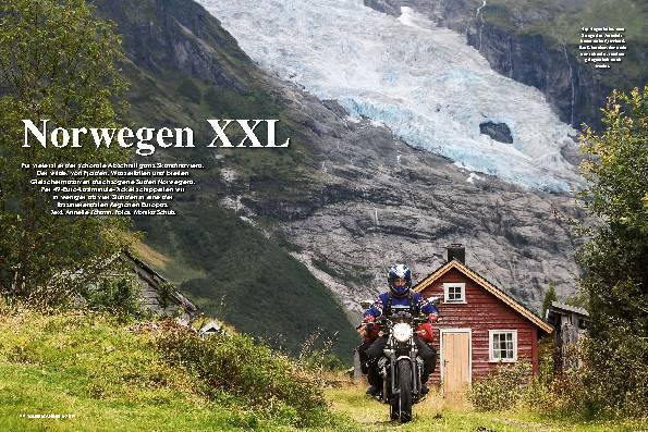 Norwegen XXL