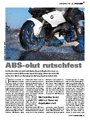 ABS-olut rutschfest