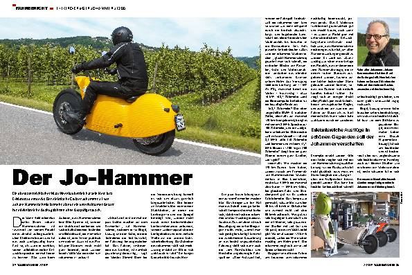 Der Jo-Hammer