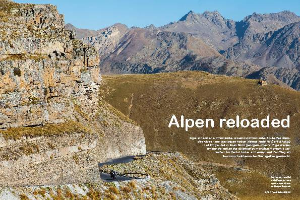 Alpen reloaded