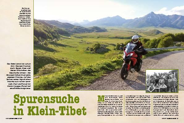 Spurensuche in Klein-Tibet