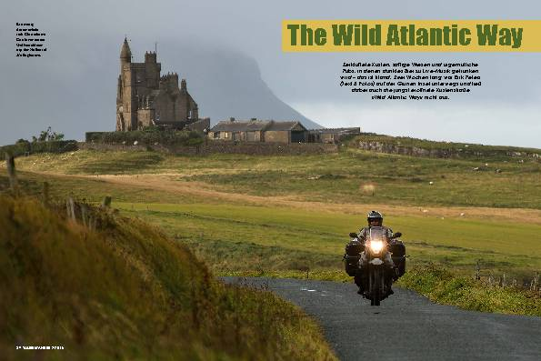 Irland - The Wild Atlantic Way