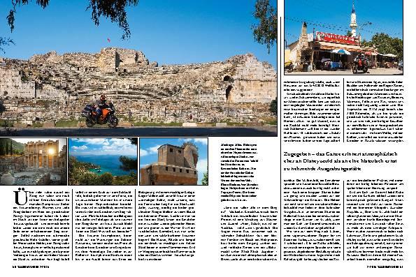 Türkische Ägäis - Götter, Gräber und Geschichten