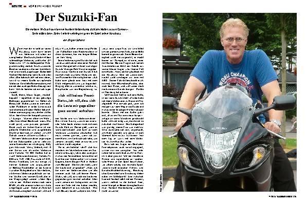 Der Suzuki-Fan