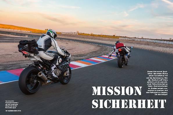Mission sicherheit