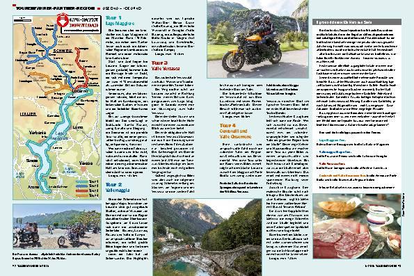 Willkommen im Bikersland Ascona – Locarno!