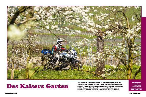 Des Kaisers Garten
