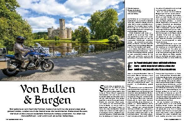 Von Bullen und Burgen