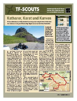 Katharer, Karst und Kurven