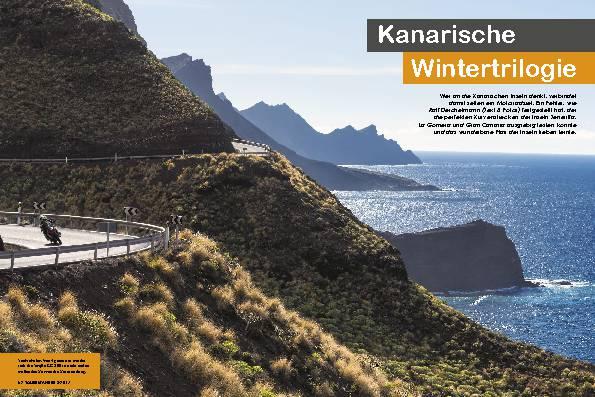 Kanarische Wintertrilogie