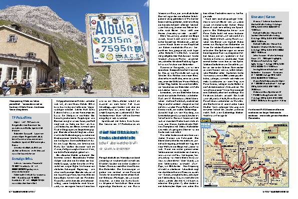 Ferragosto Alpen-Alternative