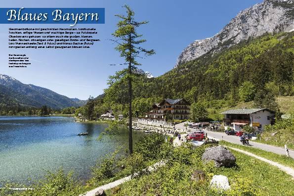 Blaues Bayern
