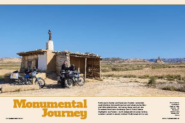 Monumental Journey