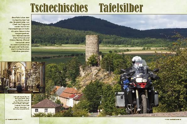 Tschechisches Tafelsilber