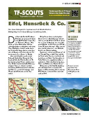 Eifel, Hunsrück & Co.
