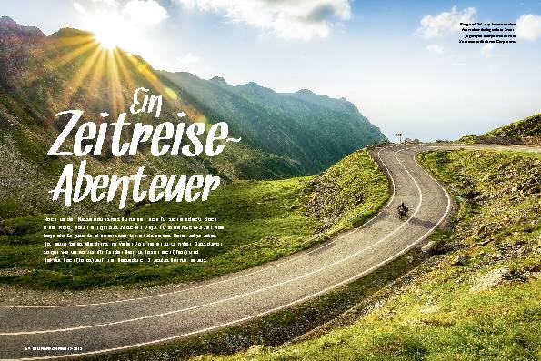Ein Zeitreise-Abenteuer