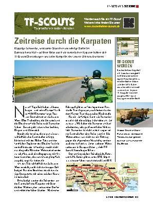 Zeitreise durch die Karpaten