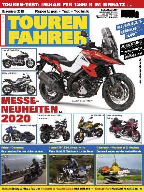 Titelseite Ausgabe 12 2019