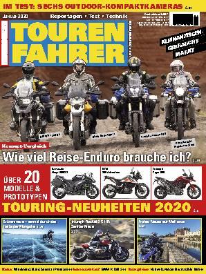 Titelseite Ausgabe 1 2020