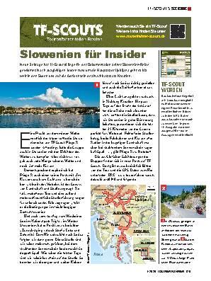 Slowenien für Insider