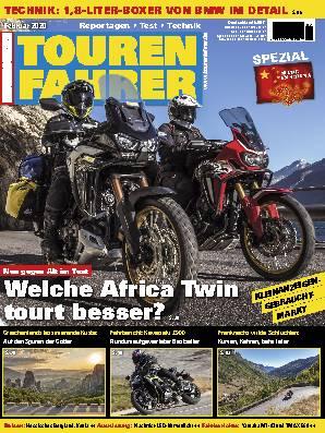 Titelseite Ausgabe 2 2020