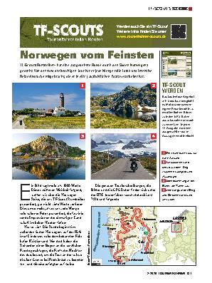 Norwegen vom Feinsten