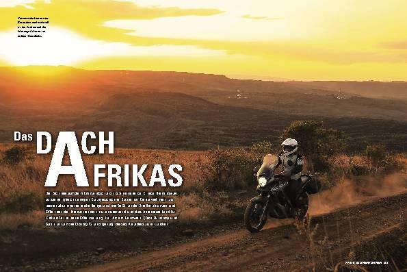 Das DACH AFRIKAS