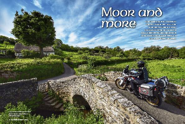 Moor and more